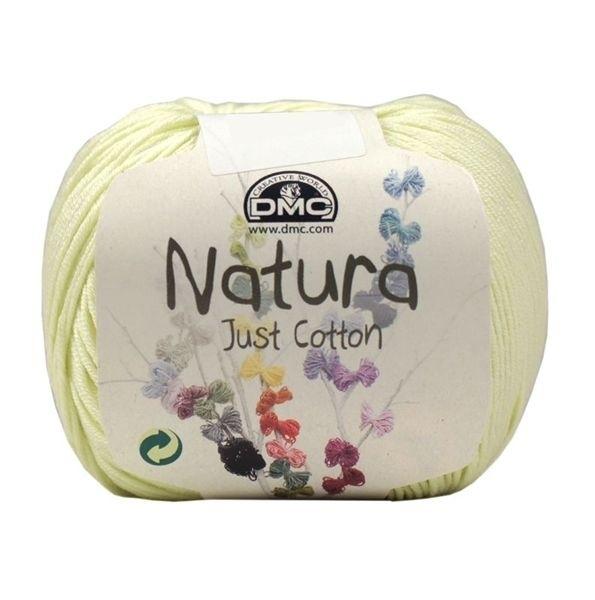 DMC Natura Just Cotton N79 Tilleul