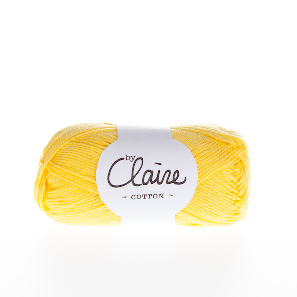 byClaire cotton 040 Yellow