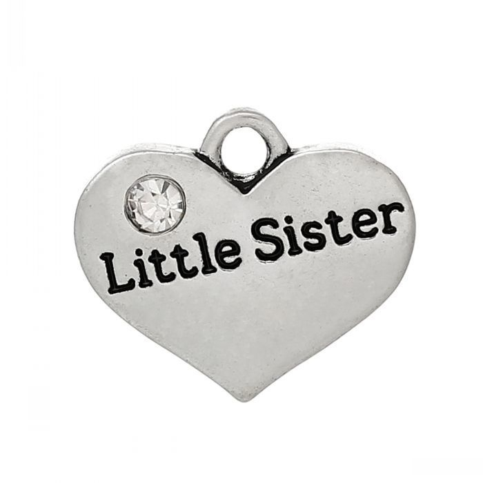 Bedel hart met Little Sister 17mm