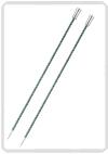 KnitPro Zing breinaald 3,00 mm met knop 40cm