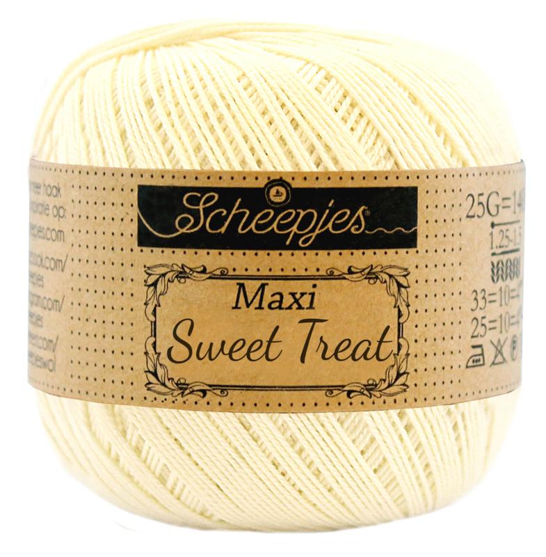 Scheepjes Maxi Sweet Treat (Bonbon) 101 Candle Light
