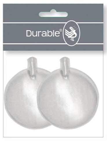 Durable Pieper 58 mm - per 2 stuks