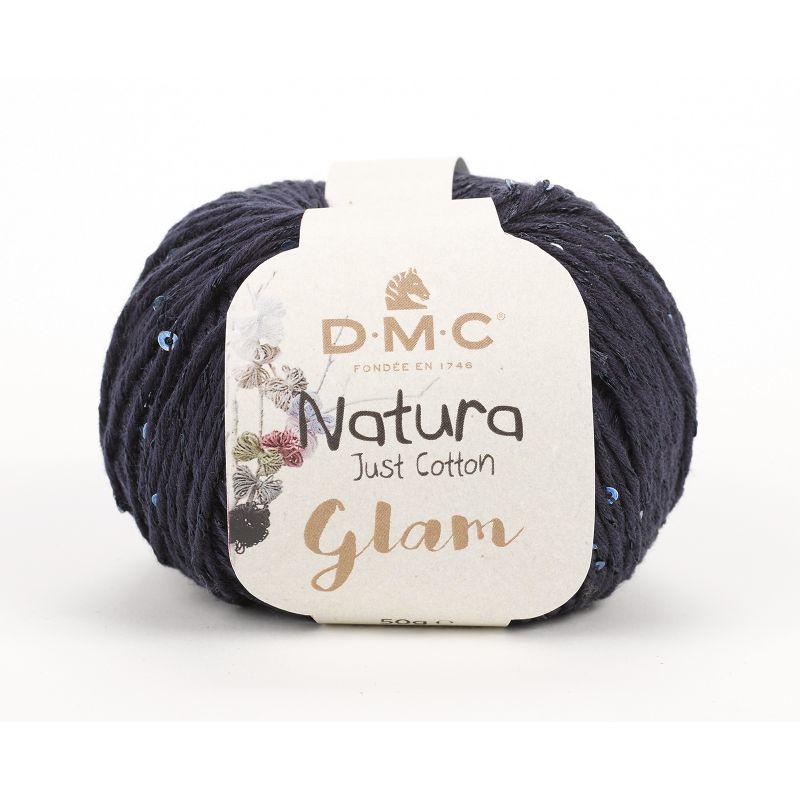 DMC Natura Glam 28 Donkerblauw