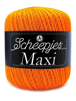 Scheepjeswol maxi 693 Oranje