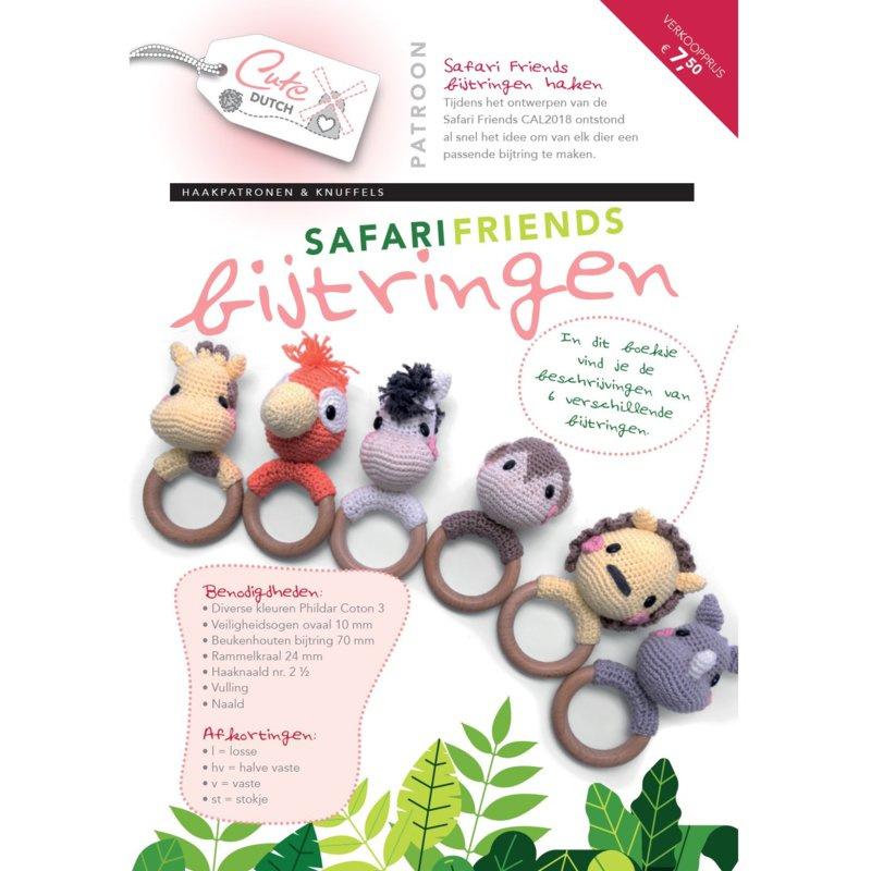 Patroonboekje Safari Friends