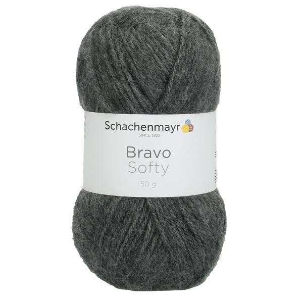 SMC Bravo Softy 8319 Mittelgrau meliert