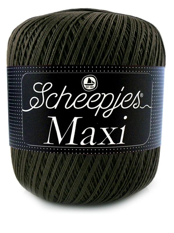 Scheepjeswol maxi 881 Bruin