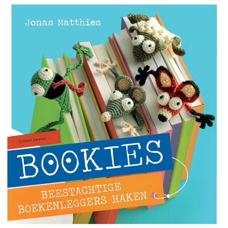 Bookies beestachtige boekenleggers haken