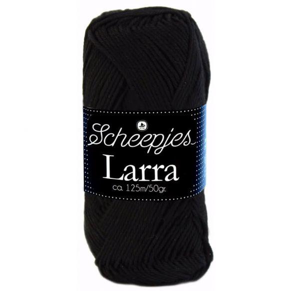 Scheepjeswol Larra 7325 Zwart