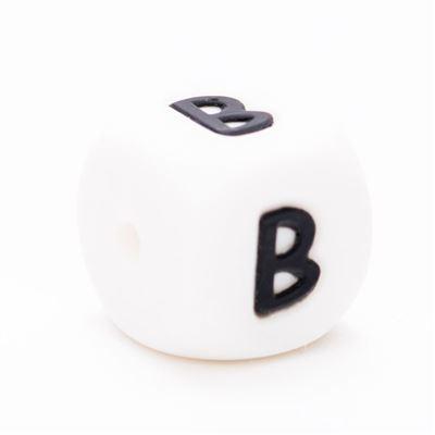 Durable Siliconen letterkraal  - B
