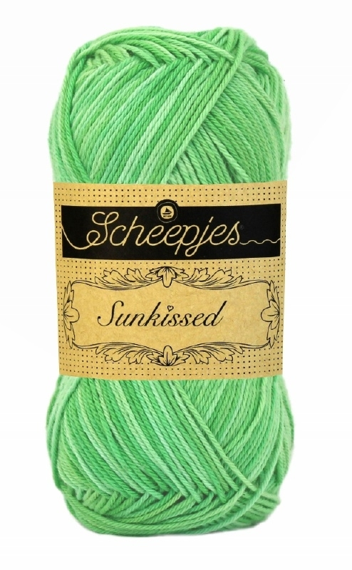Sunkissed 14 Spearmint Green