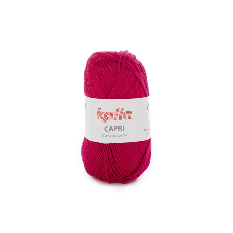 Katia Capri 82129 Donker Fuchsia