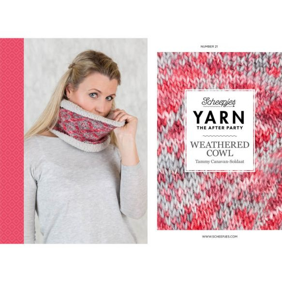 Yarn, the after party Patroon Weathered Cowl nr 21