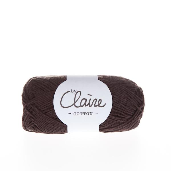 byClaire cotton 051 Dark brown