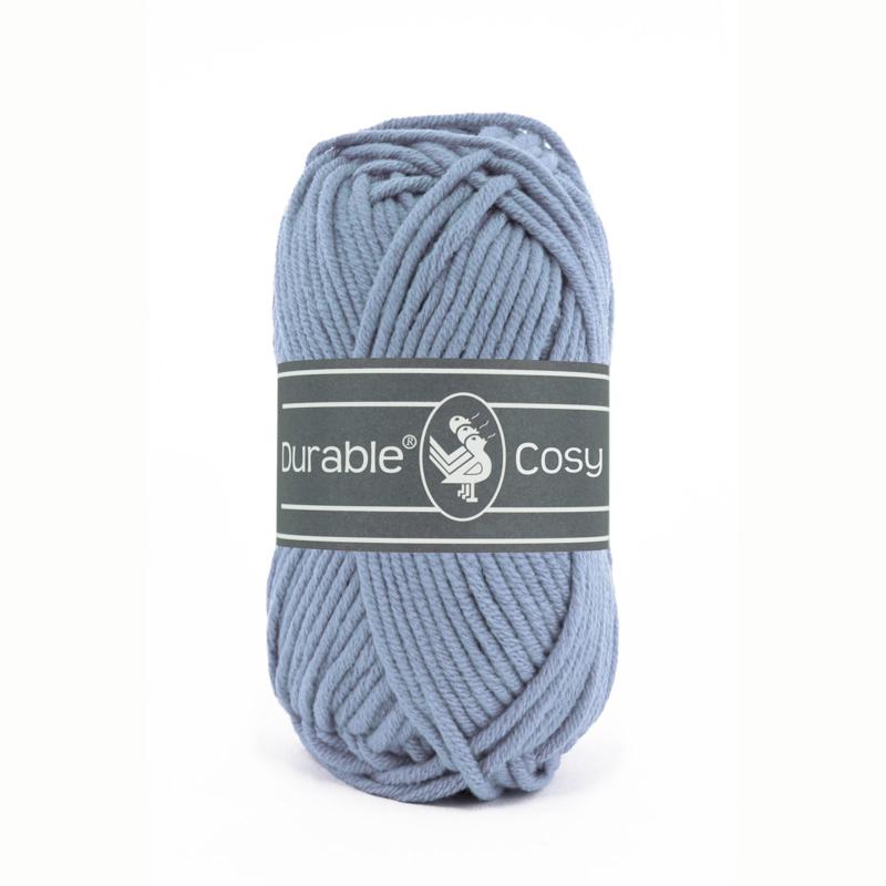 Durable Cosy Blue Grey - 289