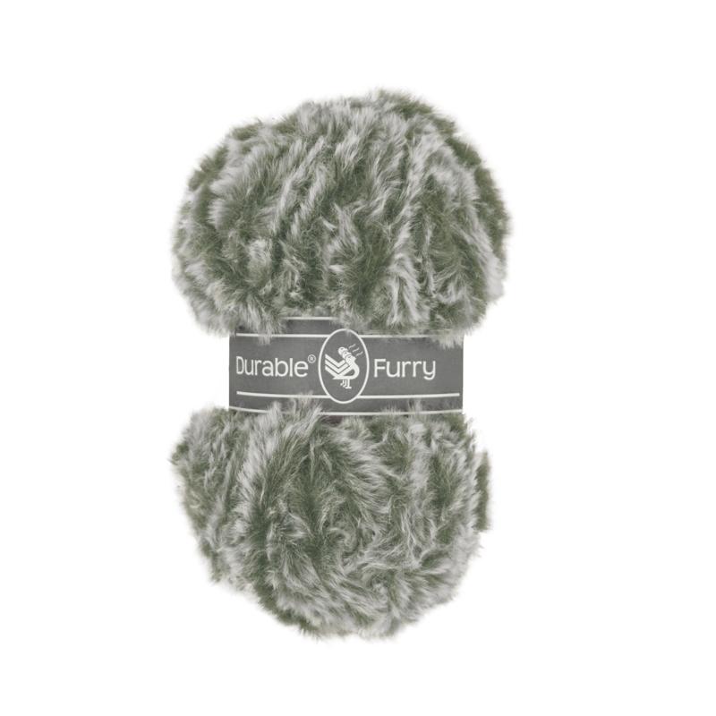 Durable Furry 2149 Dark Olive