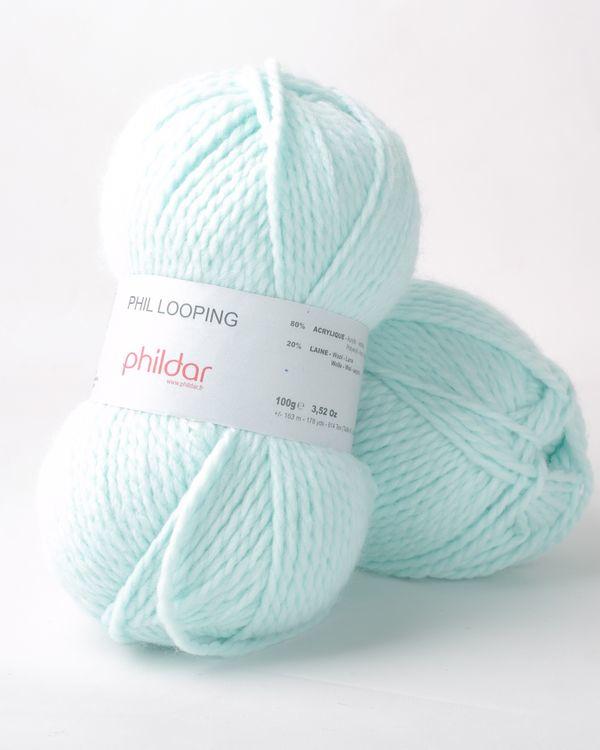Phildar Phil Looping 1117 Jade