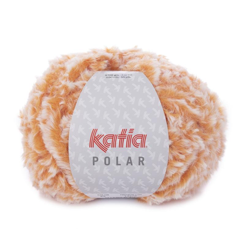 Katia Polar 89 Oranje