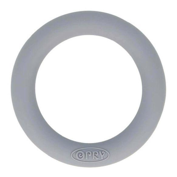 Opry siliconen bijtring 65mm kleur 004 Grijs