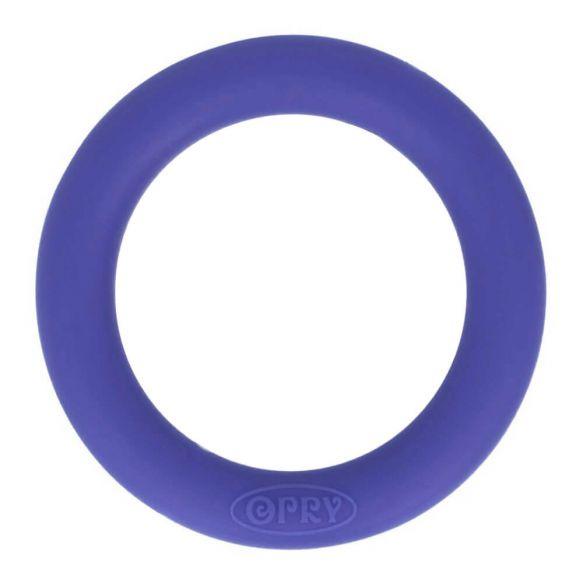 Opry siliconen bijtring 65mm kleur 183 Paarsblauw