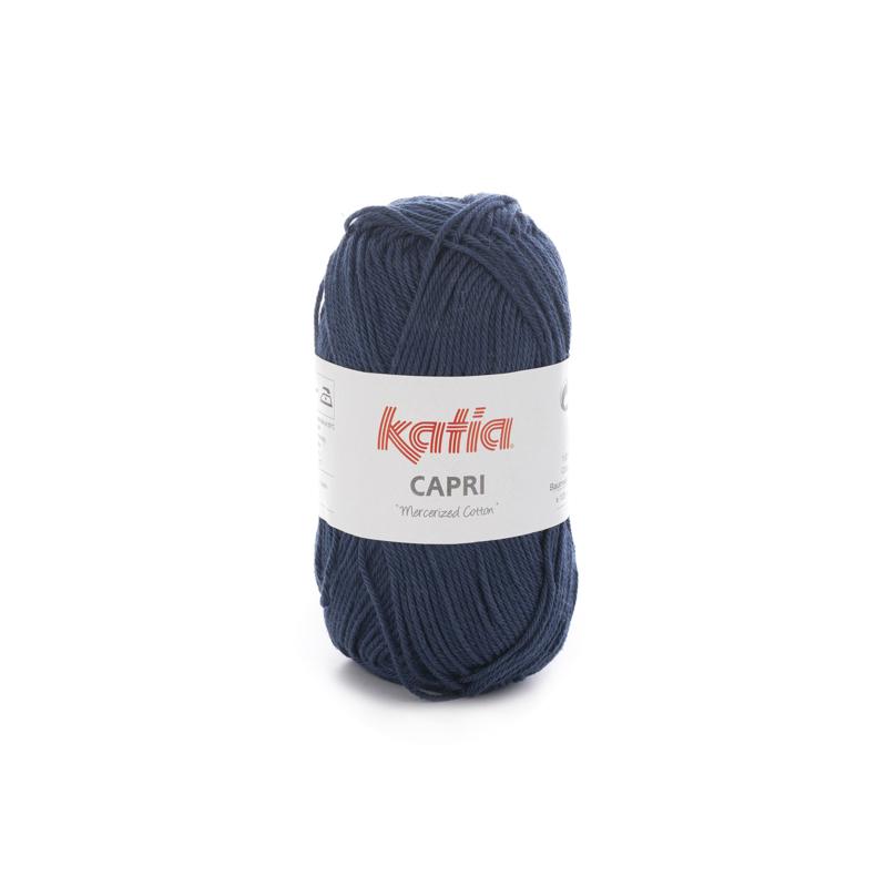 Katia Capri 82066 Donkerblauw
