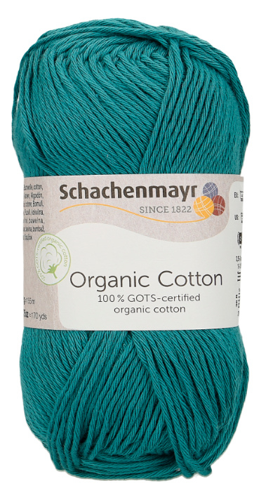 SMC Organic Cotton 00065 Teal