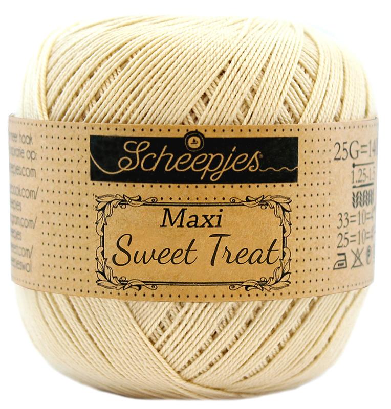 Scheepjes Maxi Sweet Treat (Bonbon) 404 Englisch Tea