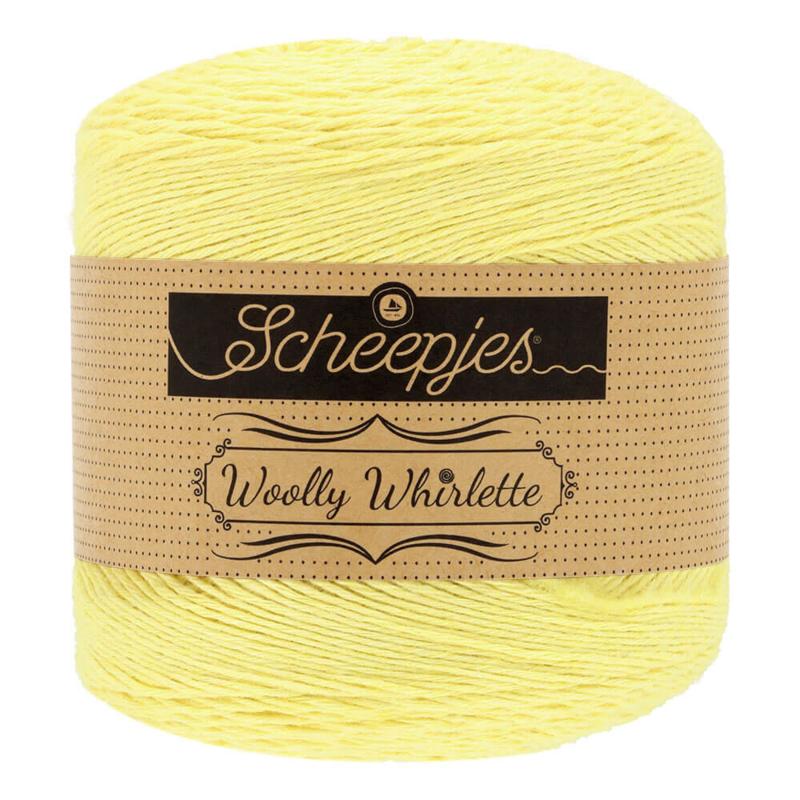 Scheepjes Woolly Whirlette 571 Custard