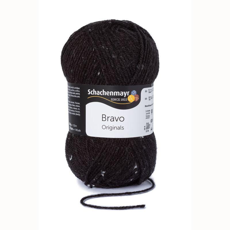 Bravo SMC 8375 Anthrazit Tweed