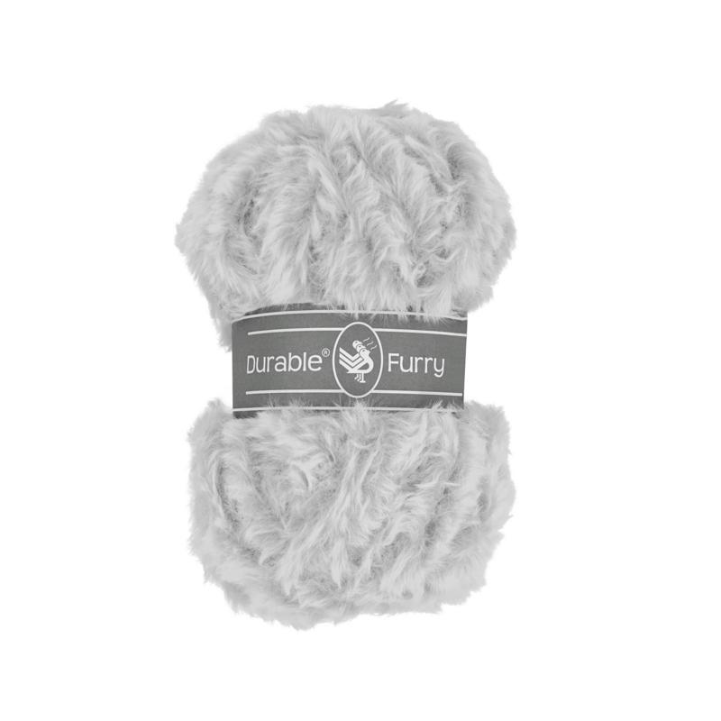 Durable Furry 2228 Silver grey