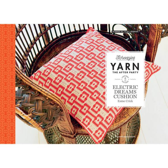 Yarn, the after party Patroon Electric Dreams Cushion nr 46