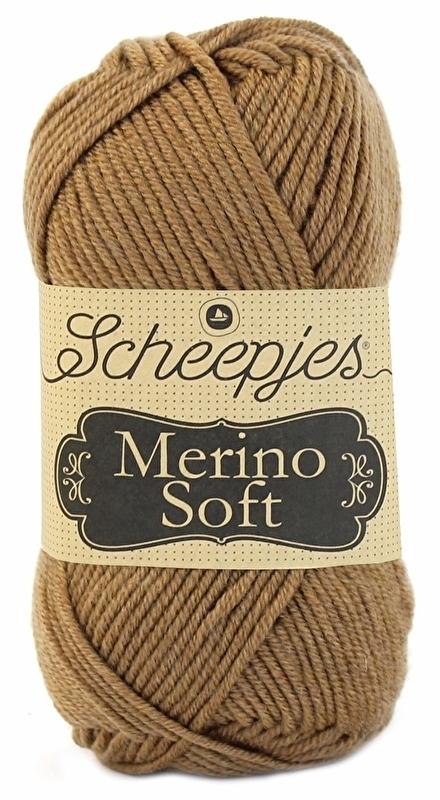 Merino Soft Scheepjes Braque 607
