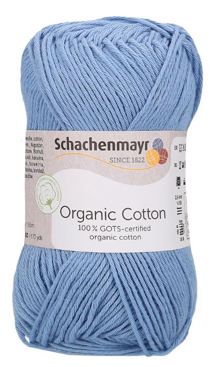 SMC Organic Cotton 00053 Summer Blue