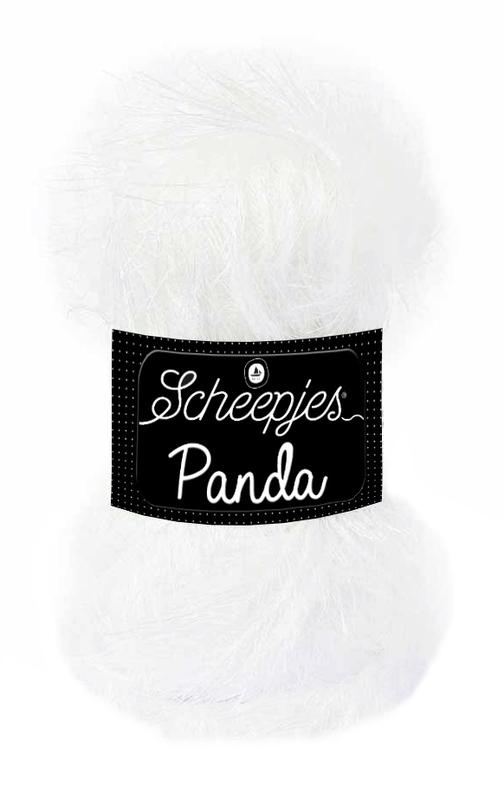 Scheepjes Panda 580 Artic Fox