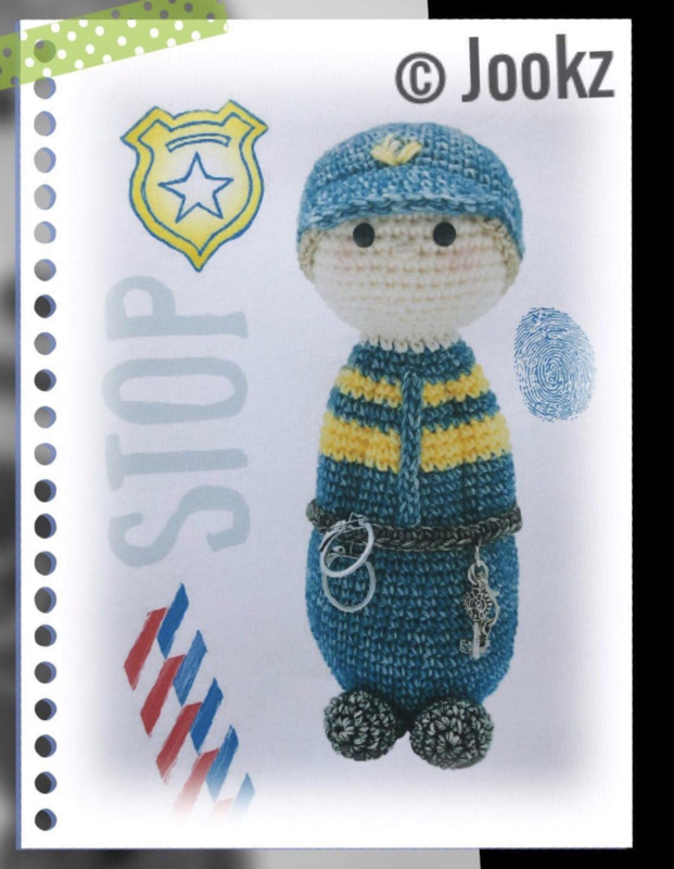 Koukleumpje Politievrouw