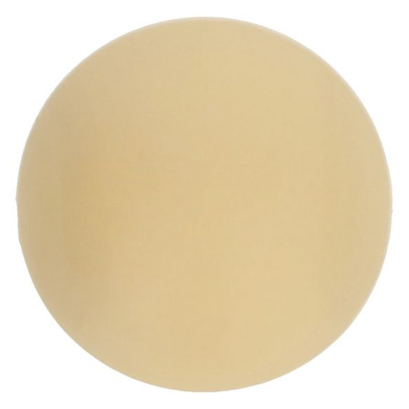 Opry Siliconen kralen 5 stuks 20mm Beigezacht -  886