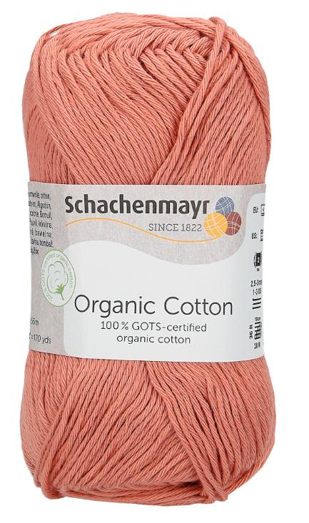 SMC Organic Cotton 00035 Rose