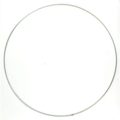 Metalen ring 120,0cm doorsnee -alleen afhalen GEEN verzending