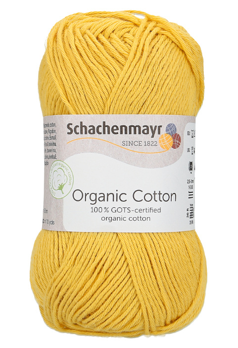 SMC Organic Cotton 00022 Citrus