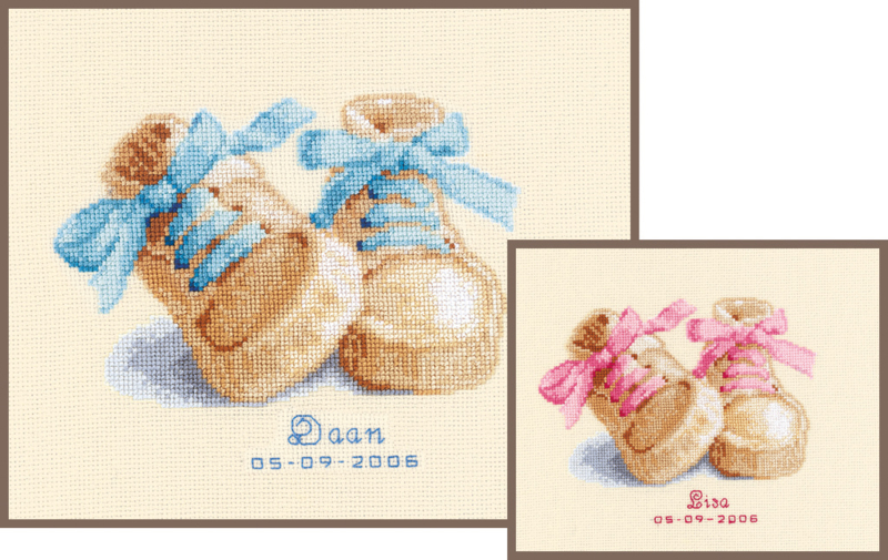 Telpakket Babyschoentjes