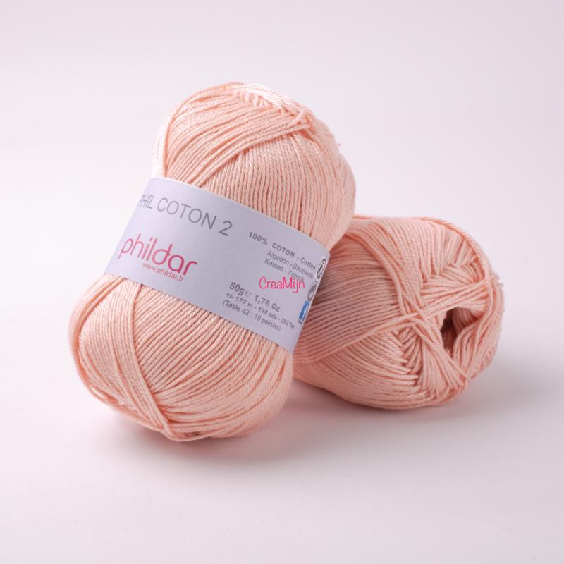 Phildar Coton 2 Poudre 0062