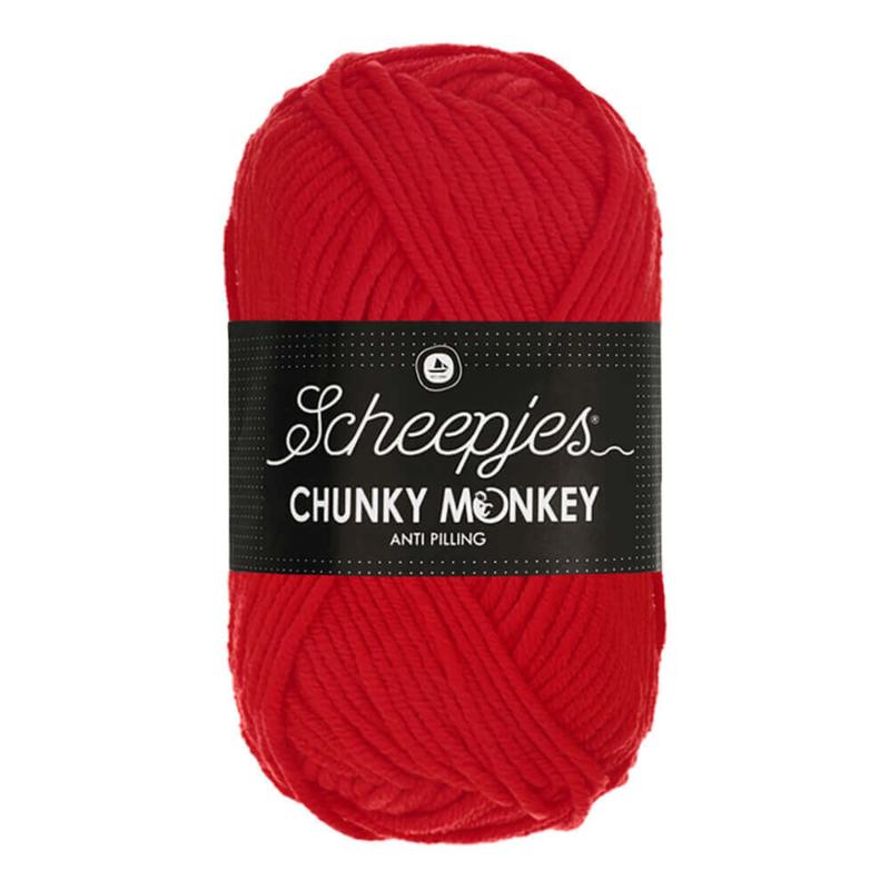Chunky Monkey Scarlet 1010