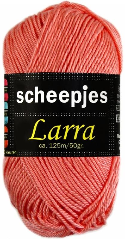 Scheepjeswol Larra 7356 Zalmrozeoranje