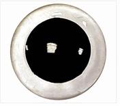 Veiligheidsoogjes 8 mm Kristal