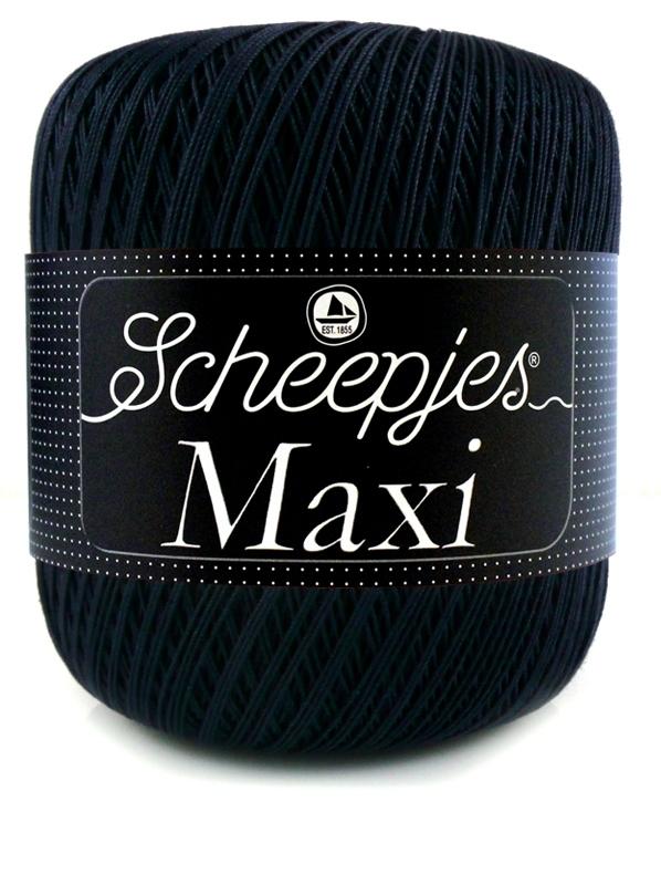 Scheepjeswol maxi 210 Donkerblauw