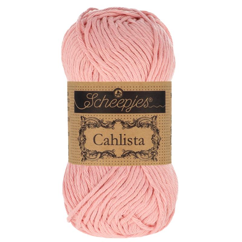 Scheepjes Cahlista 408 Old Rose