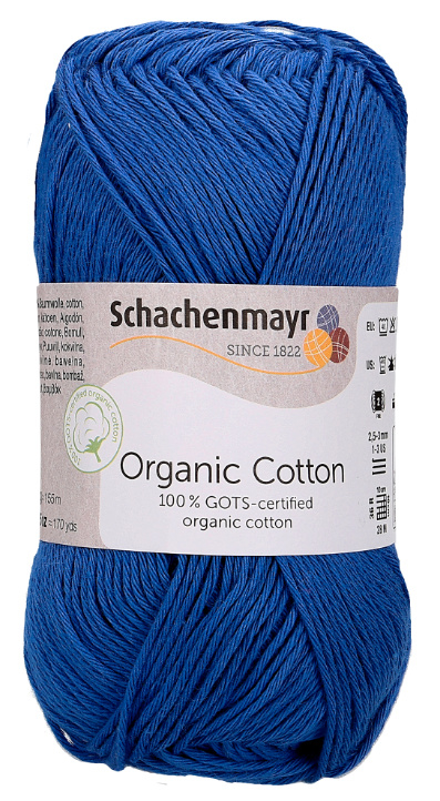 SMC Organic Cotton 00052 Royal