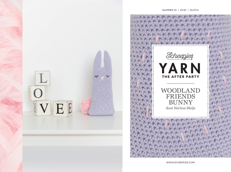 Yarn, the after party Patroon Woodlands Friends Bunny nr 10