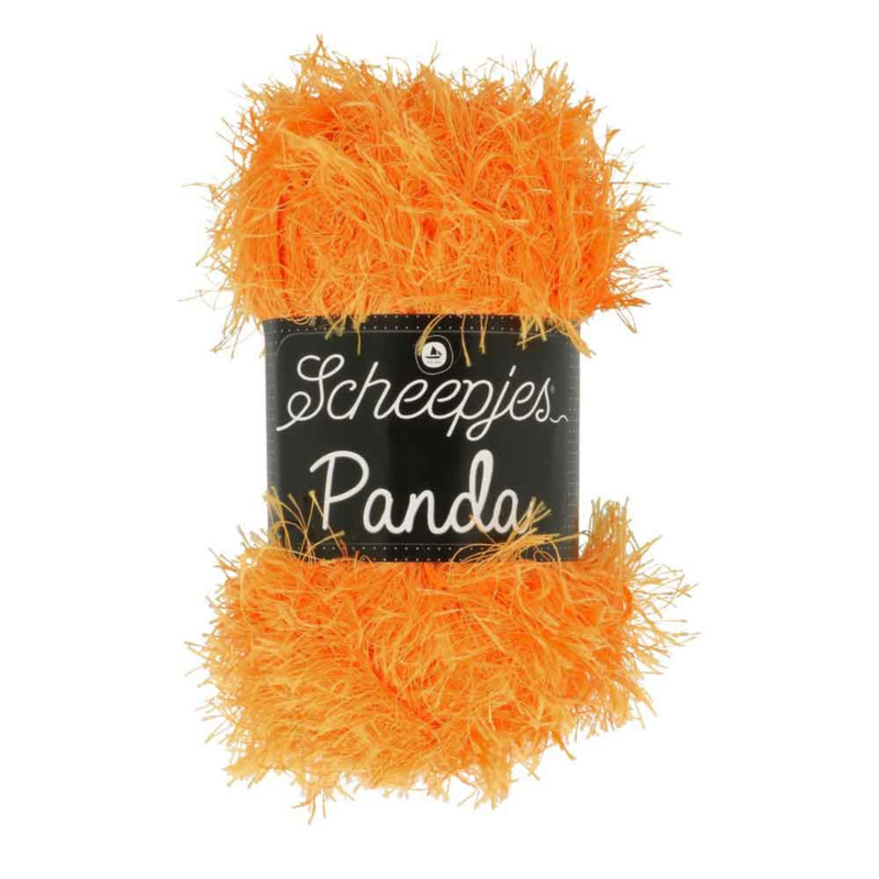 Scheepjes Panda 587 Oranje
