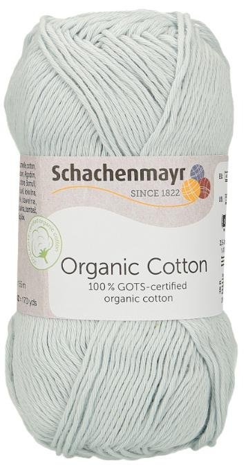 SMC Organic Cotton 00090 Silver